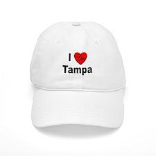 I Love Tampa Baseball Cap