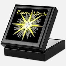 Christian Miracle Keepsake Box