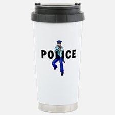 Police Action Travel Mug