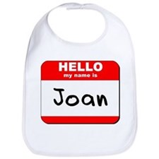 Hello my name is Joan Bib