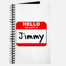 Hello my name is Jimmy Journal