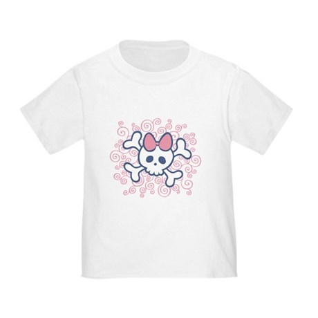 Milly Bow Toddler T-Shirt