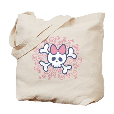 Milly Bow Tote Bag