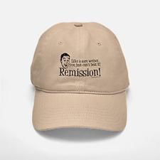Remission Baseball Baseball Cap