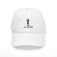 Lacrosse IllTakeMan Baseball Baseball Cap