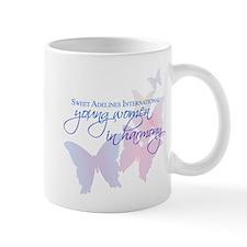 Sweet Adelines International Small Mug