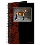 Akhal teke Journals & Spiral Notebooks