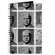 Black & white McCain Journal