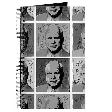 Black & white McCain Journal