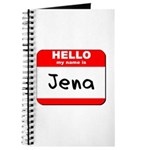 Hello my name is Jena Journal