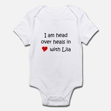 Cute Lila Infant Bodysuit
