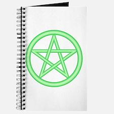 Green Pentagram Journal