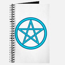 Water Element Pentagram Journal