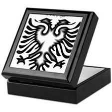 Unique Albanian Keepsake Box