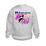 Bingo Panda Spores Kids Sweatshirt
