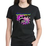 Bingo Panda Spores Women's Dark T-Shirt
