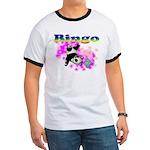 Bingo Panda Spores Ringer T