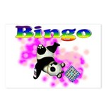 Bingo Panda Spores Postcards (Package of 8)