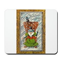 Irish Halloween Mousepad