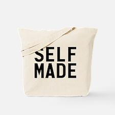 Self Made Tote Bag