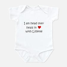 Cute Lizette Infant Bodysuit