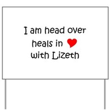 Lizeth Yard Sign