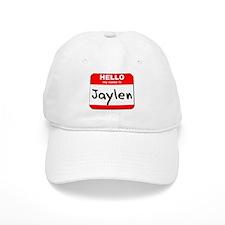 Hello my name is Jaylen Baseball Cap