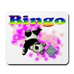 Bingo Panda Spores Mousepad