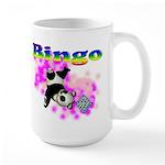 Bingo Panda Spores Large Mug
