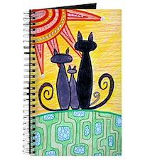 Sunrise Cats Journal