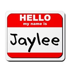 Hello my name is Jaylee Mousepad