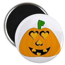 """Pumpkin 2.25"""" Magnet (10 pack)"""