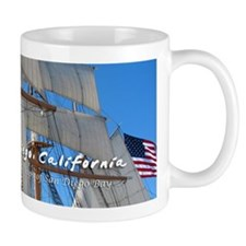Tall Ships of San Diego Bay Mug