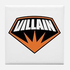 Villain Tile Coaster