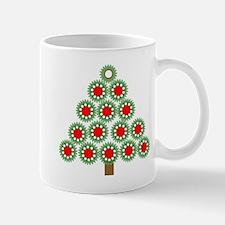 Mechanical Christmas Tree Mug