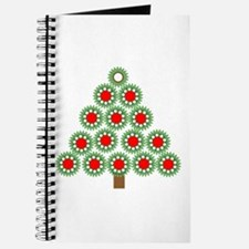 Mechanical Christmas Tree Journal