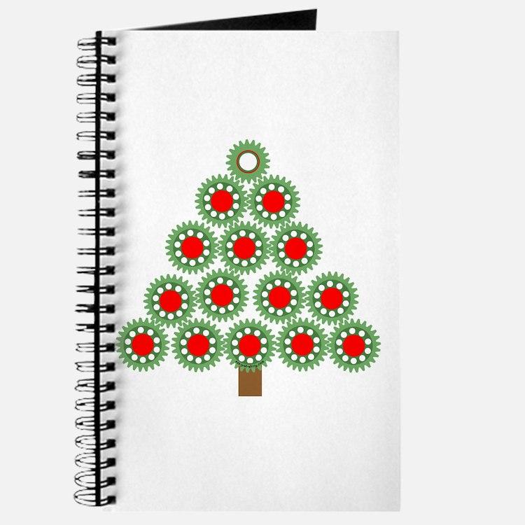 Mechanical Christmas Tree Journal