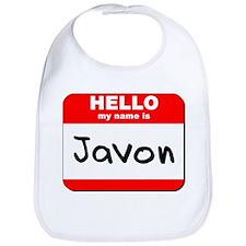 Hello my name is Javon Bib
