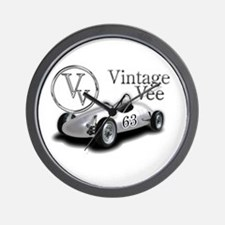 Vintage Vee Wear Wall Clock