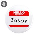Hello my name is Jason 3.5