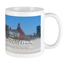 Coronado, Beautiful Island by the Sea Mug