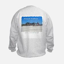 Coronado (Art 2 Sides) Sweatshirt
