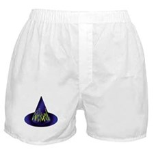 Wicked Witch Hat Boxer Shorts
