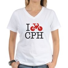 I Bike CPH Shirt