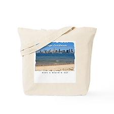"San Diego, ""Beautiful San Diego Bay"" Tot"