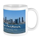 San diego california Small Mugs (11 oz)