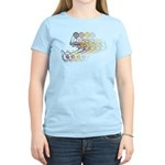 Derailleur: Women's Light T-Shirt