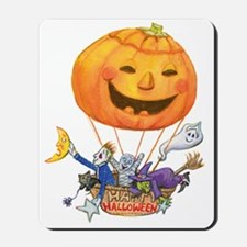 Pumpkin Balloon Mousepad