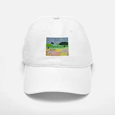 Landscape Original Art Baseball Baseball Cap