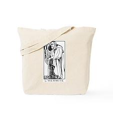 L'Hermite, Tarot Tote Bag
